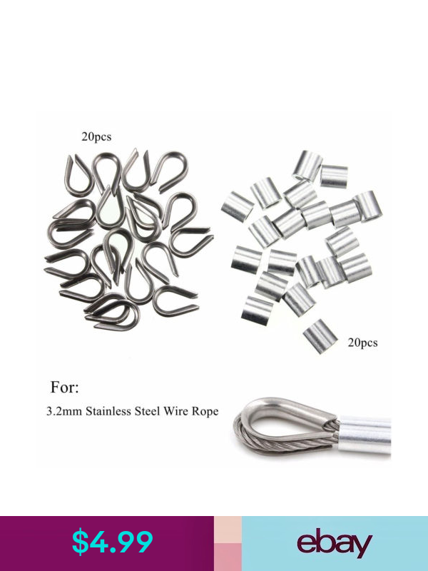 Aircraft Cable Wire Rope Home Garden Stainless Steel Wire Wire Stainless Steel
