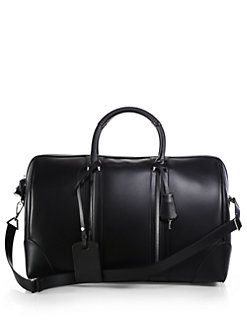 55482a0763b7 Givenchy - LC Leather Weekender