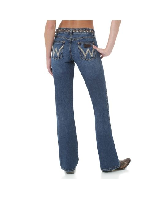 6ecf5e26 Wrangler Women's Premium Patch Mae Low Rise Jeans | A lil' country ...