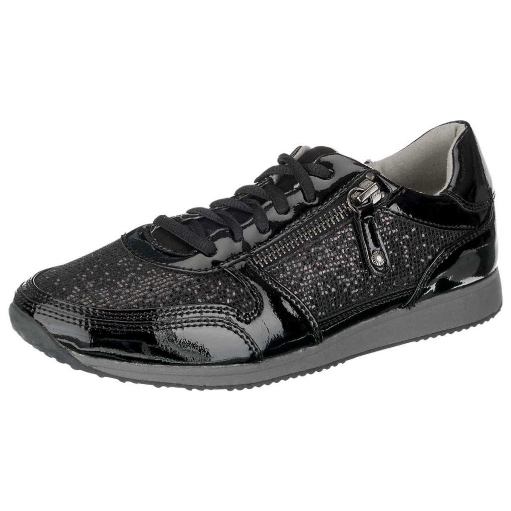 #Damen #Tamaris #Mondeo #Sneakers #schwarz, #37, #38