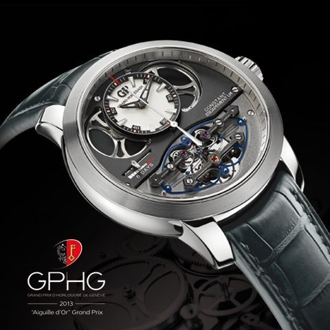 64fd45342da Girard-Perregaux Constant Escapement L.M. wins the