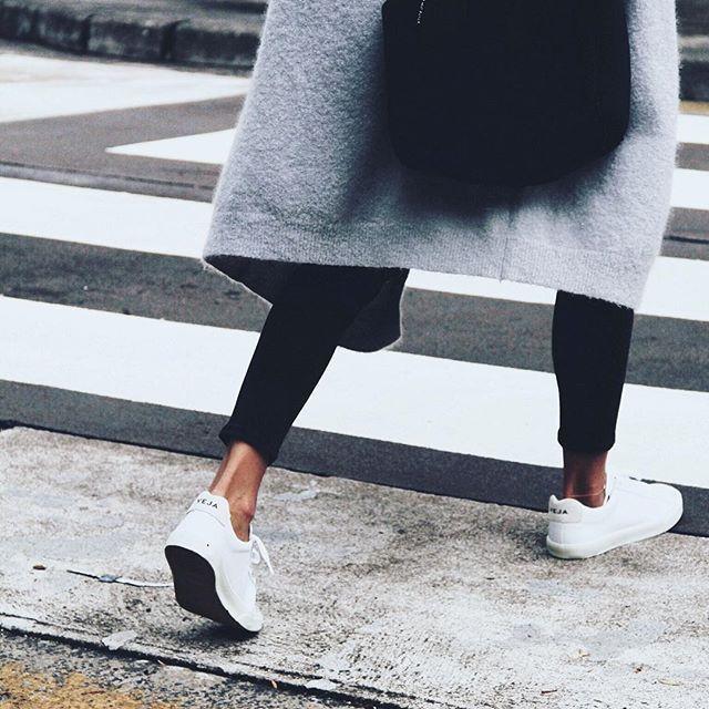 Spotted: Andy Csinger (https://www.instagram.com/andicsinger/) wearing our VEJA Esplar leather extra white. Available on veja.fr #veja #vejashoes #whitekicks