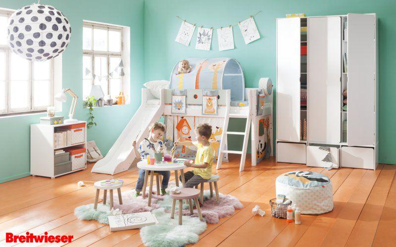 Paidi Etagenbett Leiter : Paidi hoch und etagenbett für das kinderzimmer rauf runter