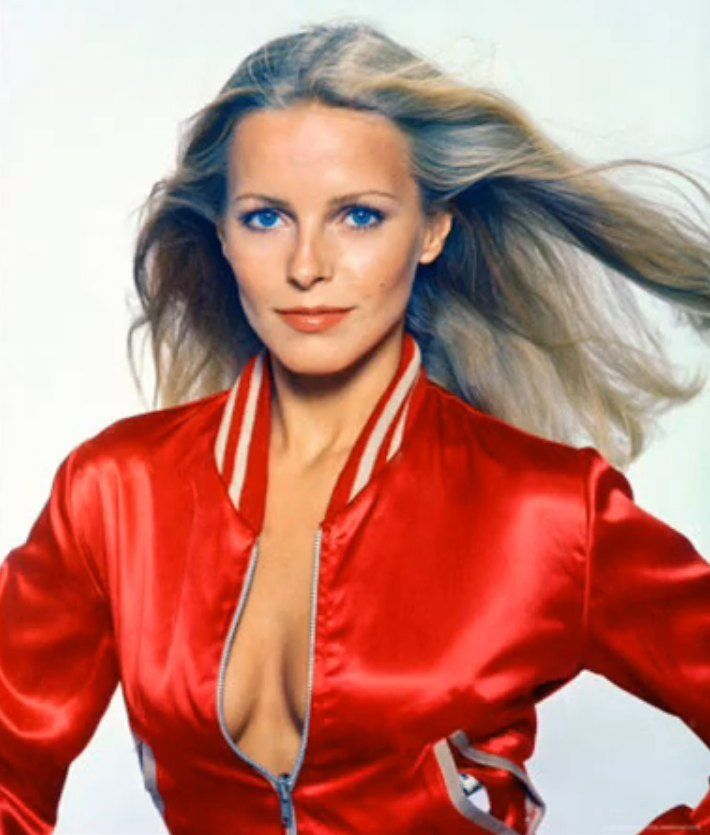 this is the lovely cheryl ladd of the 70s tv show charlie