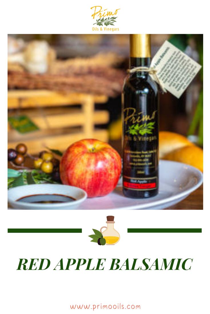 how to make apple balsamic vinegar