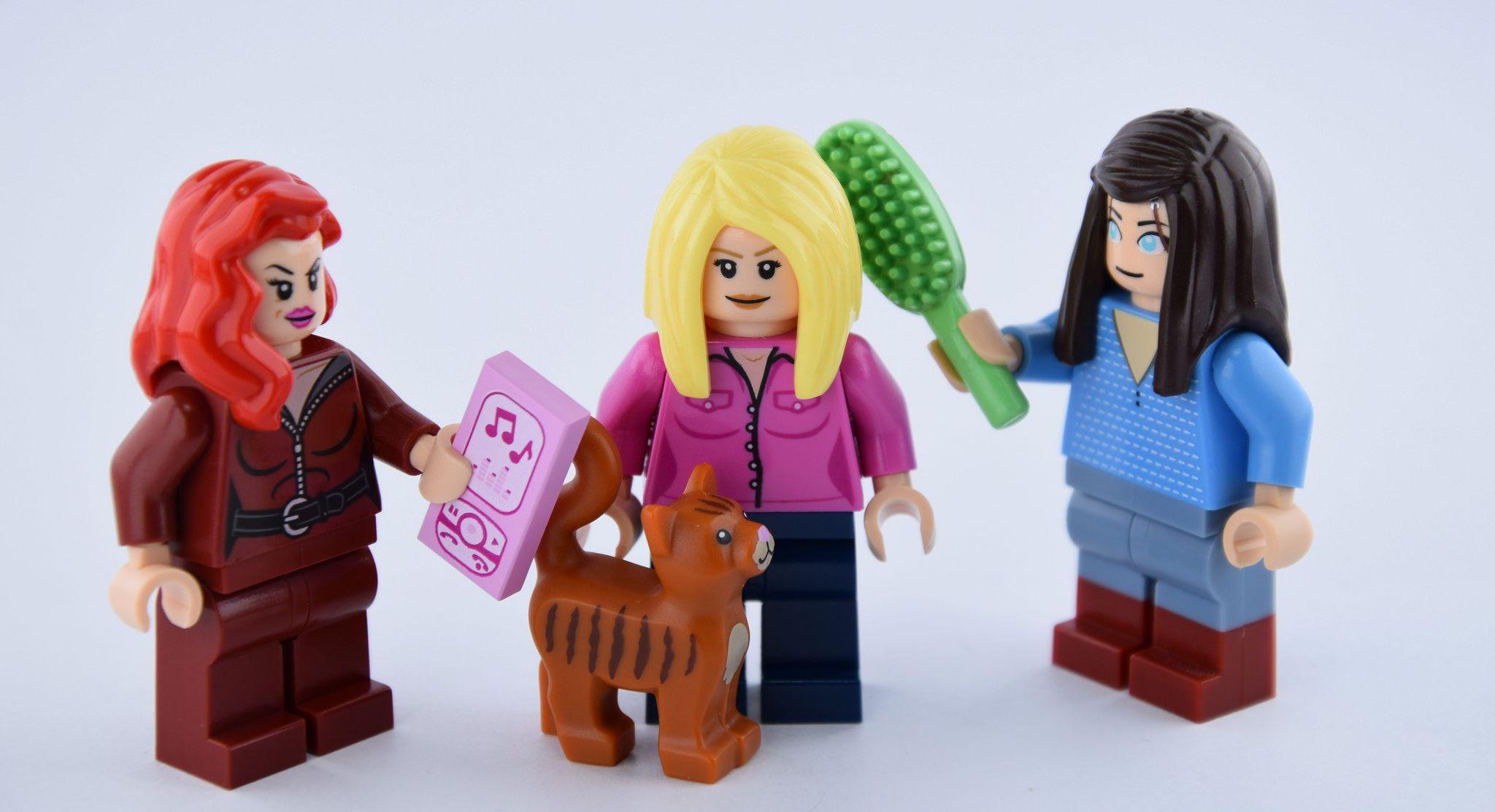 Girls Band Girl Bands Lego Friends Girl