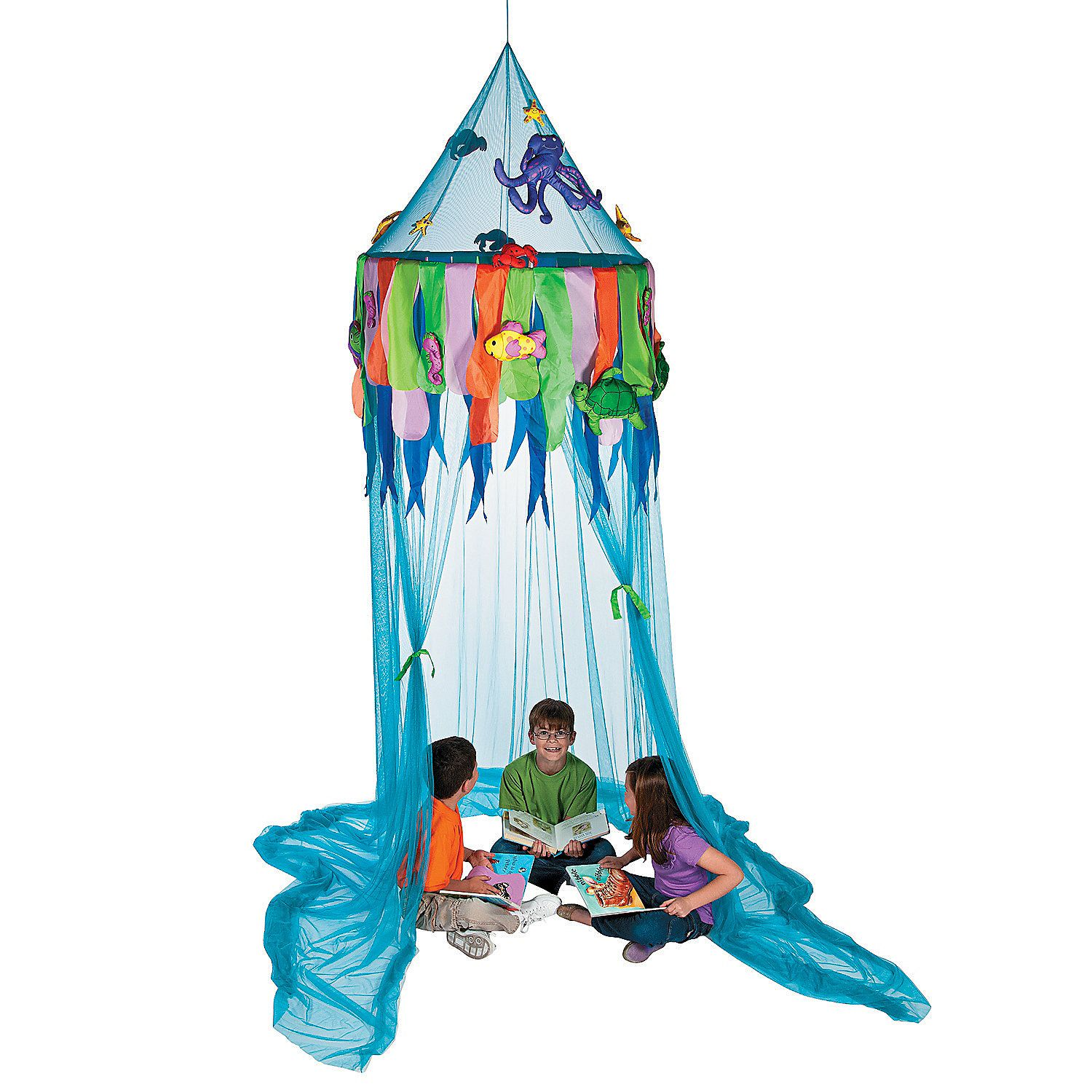 Under the Sea Canopy Tent | AidansMomStuff | Canopy ...