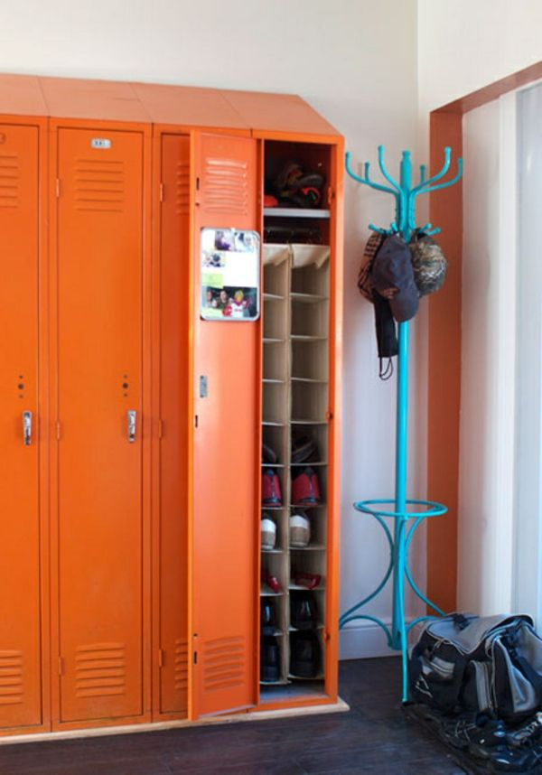 Selbermachen 35 Coole Schuhaufbewahrung Ideen Large Shoe Rack Storage Shoe Storage