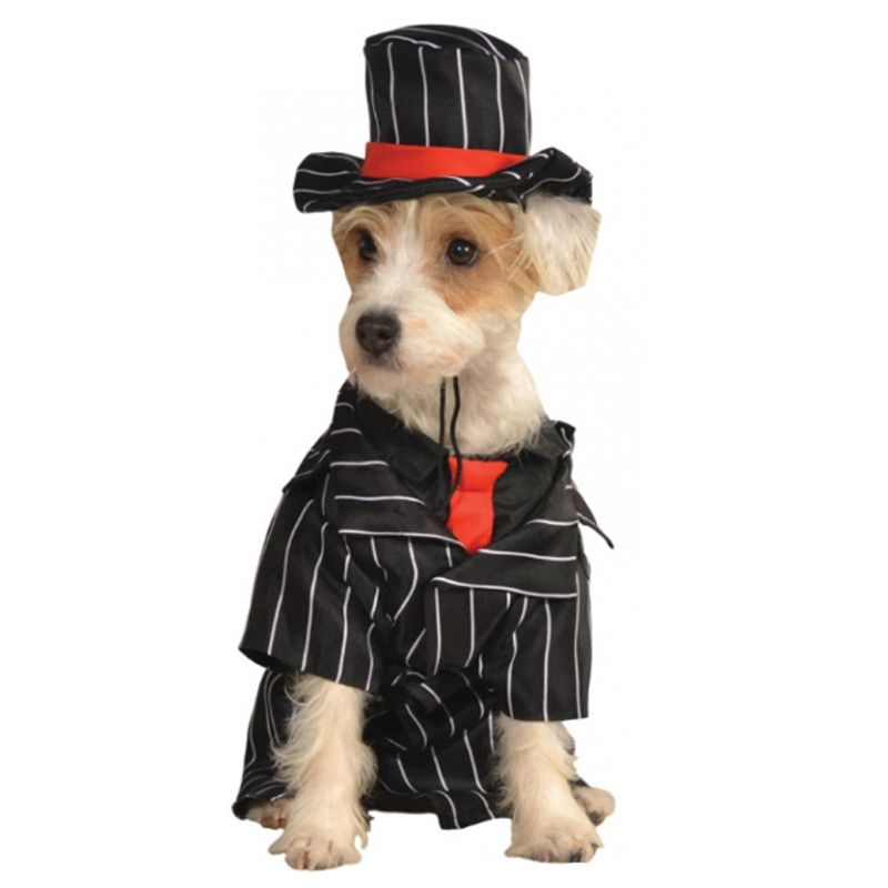 Mob Dog Costume Pet Halloween Costumes Pet Costumes Large Dog