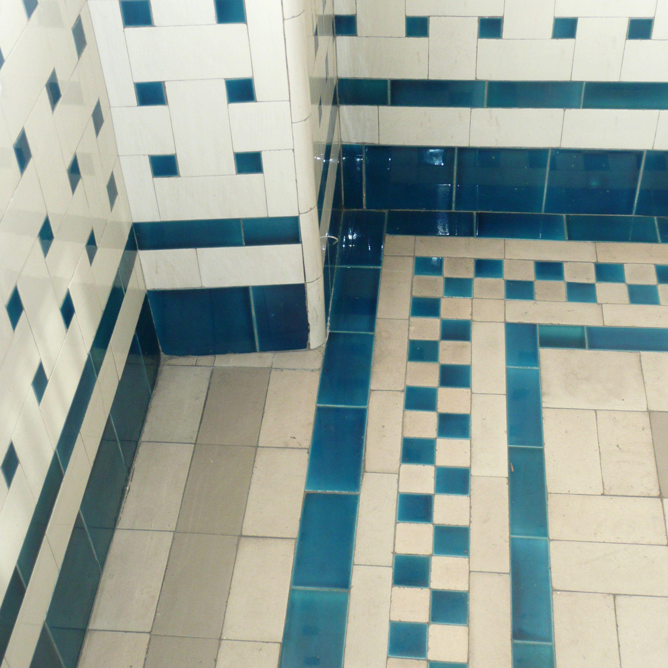 Les salles de bains du Musée Nissim de Camondo | Salles de bains ...
