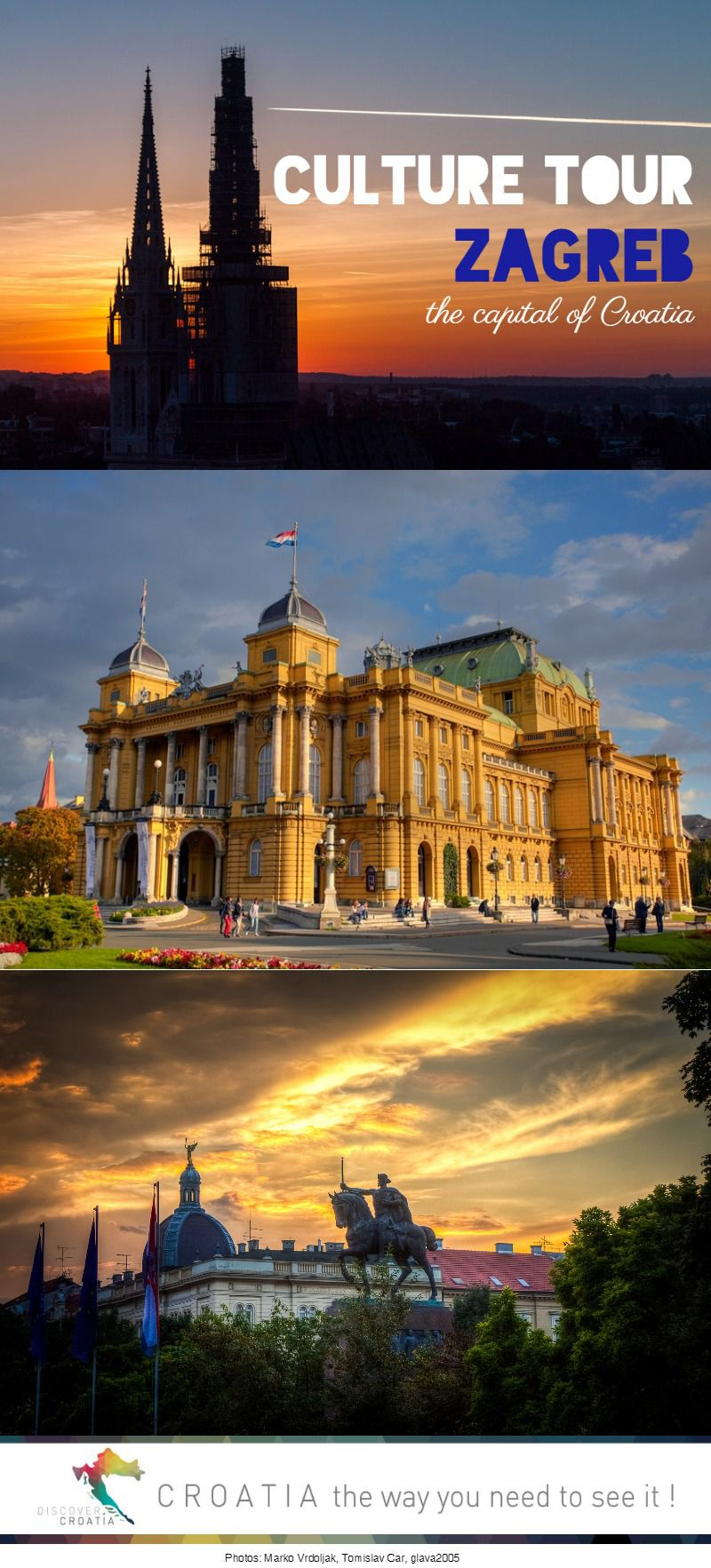 Discover Croatia Croatia Zagreb Destin Resorts