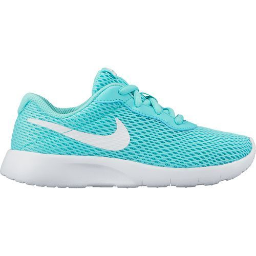 capacidad Aditivo siga adelante  Nike Girls' Tanjun Running Shoes (Aurora Green/White, Size 13) - Youth Running  Shoes at Academy Sports | Girls running shoes, Nikes girl, Nike running  shoes neon
