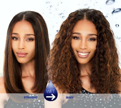 Milky Way Indian Hair Wet And Wavy Natural Splash