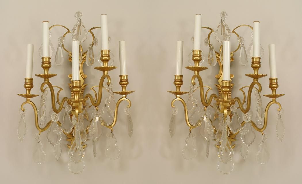 French Style Wall Sconces