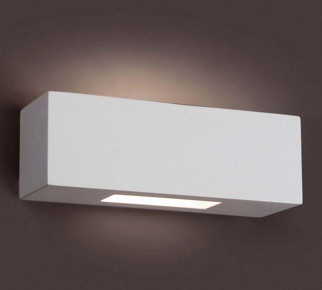Aplique de pared escayola lamparas decoracion - Apliques de escayola ...