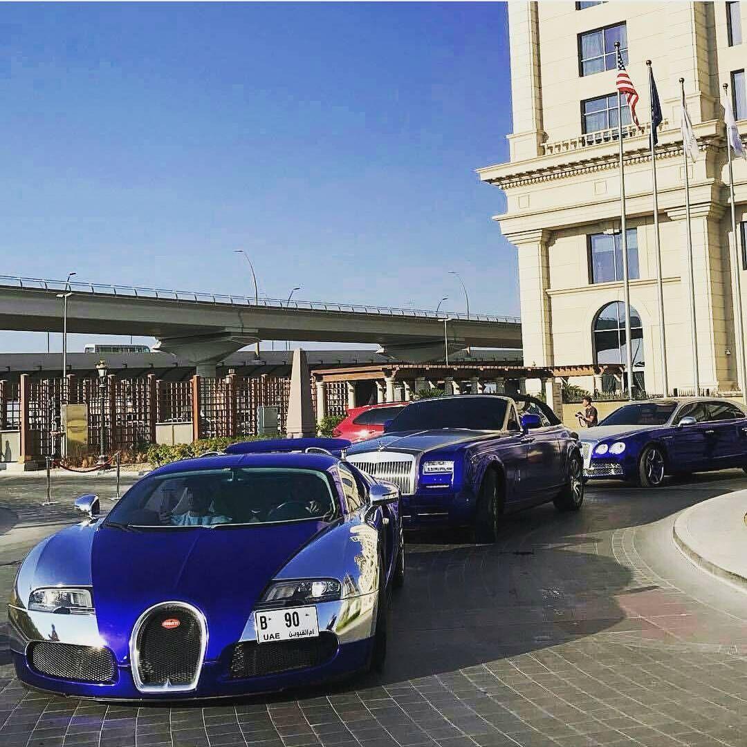 Chrome Army Bugatti Super Cars Luxury Cars