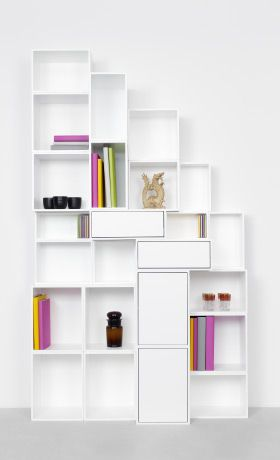 1000 ideen zu b cherregal wand auf pinterest b cherwand. Black Bedroom Furniture Sets. Home Design Ideas