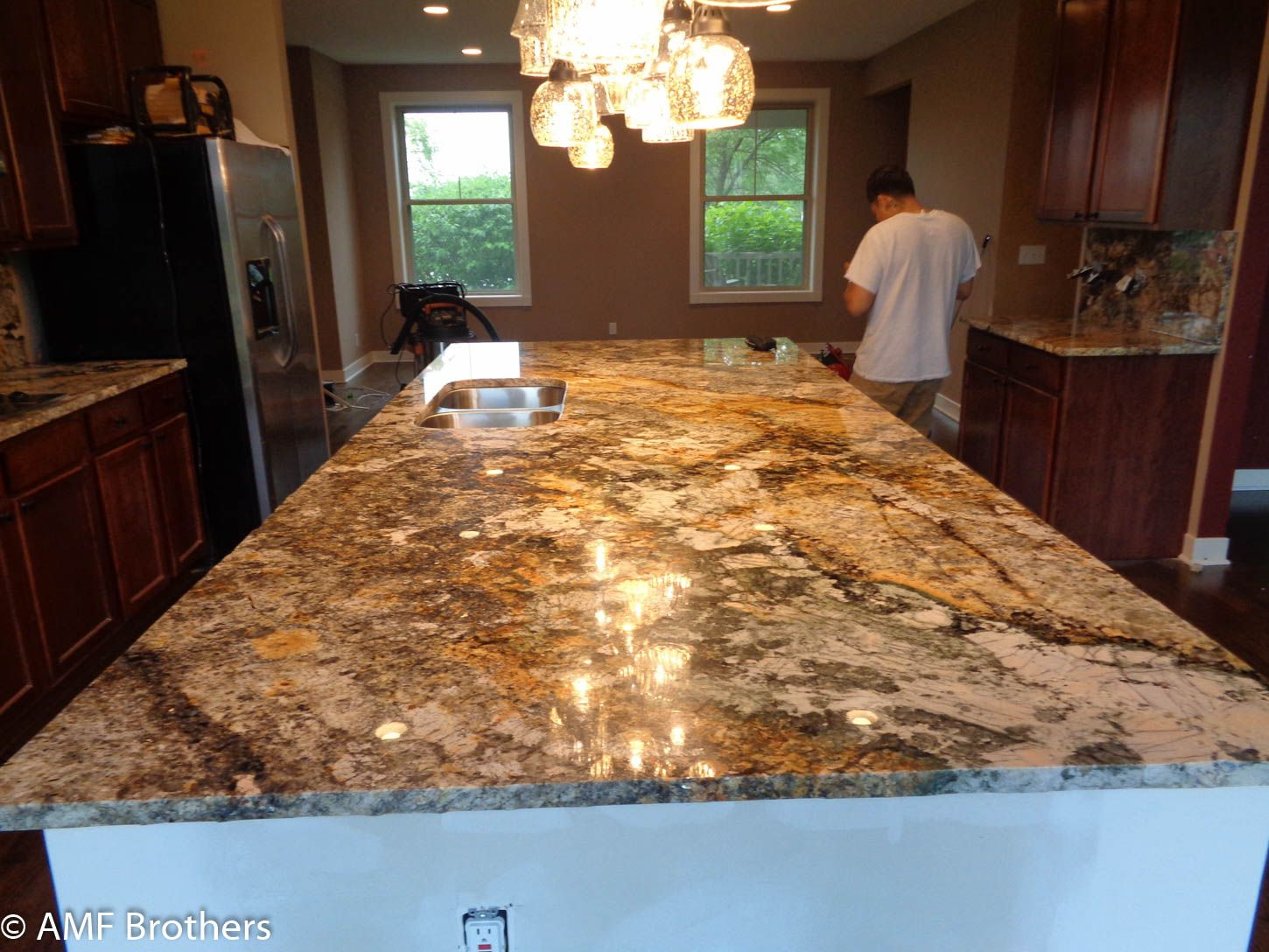 Genial ... Granite Countertops Barrington Il #18   Mascarello Granite Countertops  | Mascarello, Chiseled Edge ...