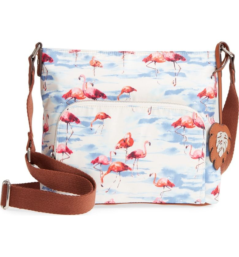 Tommy Bahama Siesta Key Waterproof Nylon Crossbody Bag  67420130f1cf0