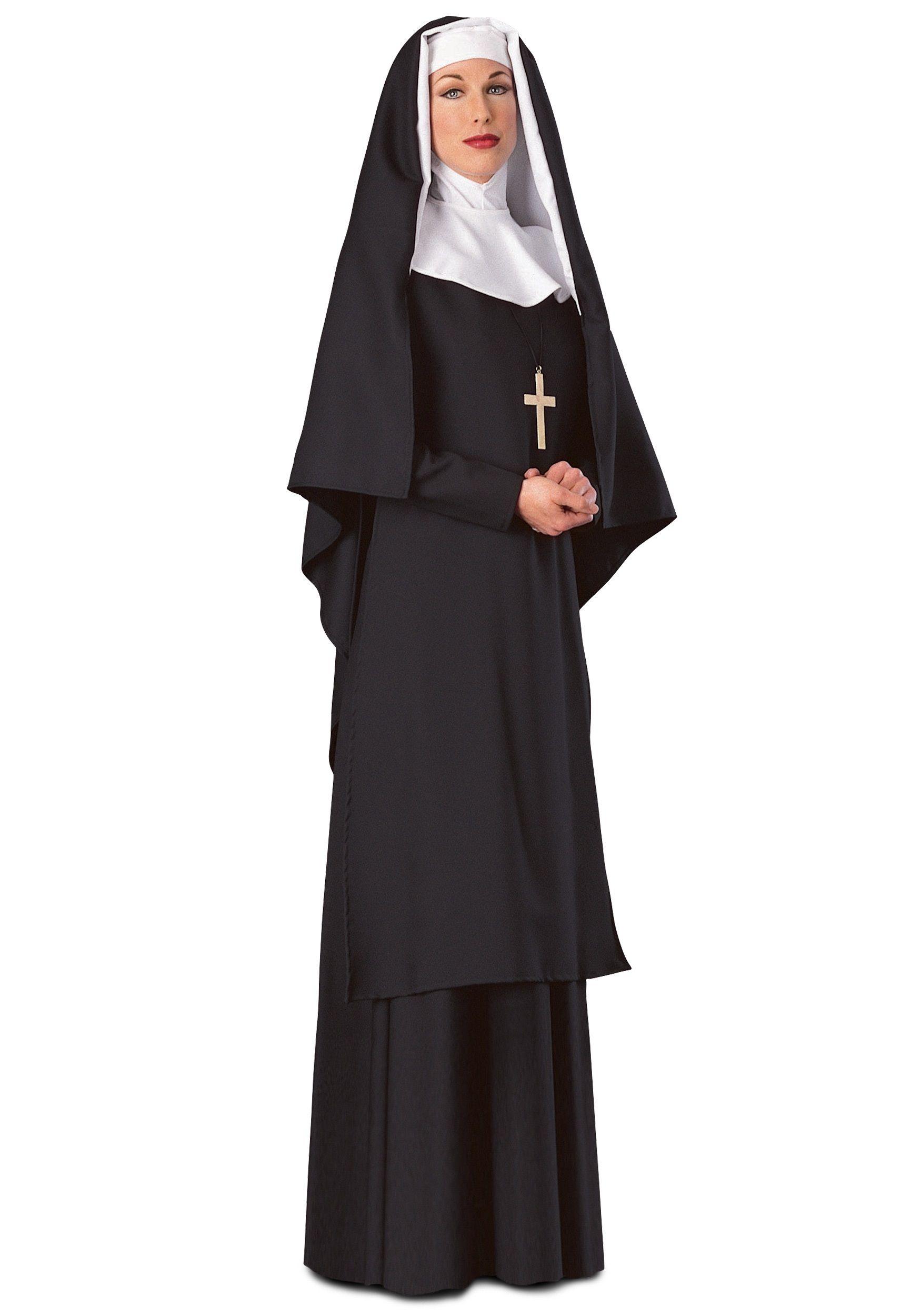 7e3e4bf7077 Replica Nun Costume