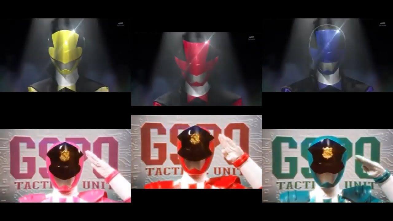 Super Sentai All 42nd Morph (Goranger - Lupinranger VS