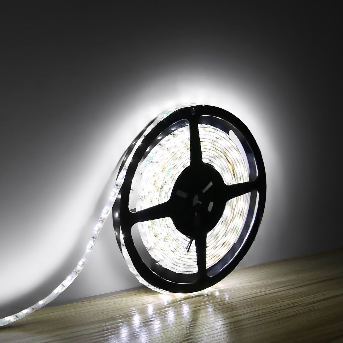 Dodolightness Decoration Strips Light Lampux 12v Flexible Led Strip Lights Yellow Waterproof 300 Flexible Led Strip Lights Led Strip Lighting Strip Lighting