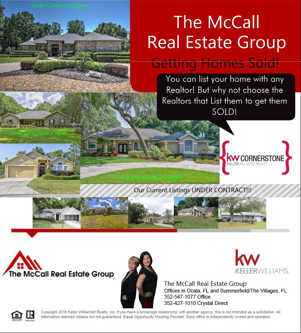 Current Listings Under Contract Contact Christi And Crystal To