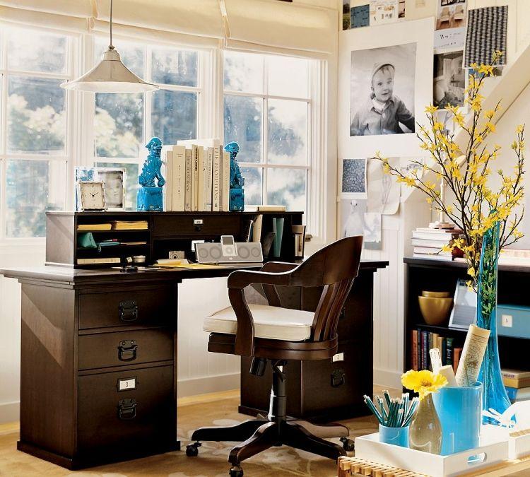 mobilier de bureau a domicile idees pour votre interieur