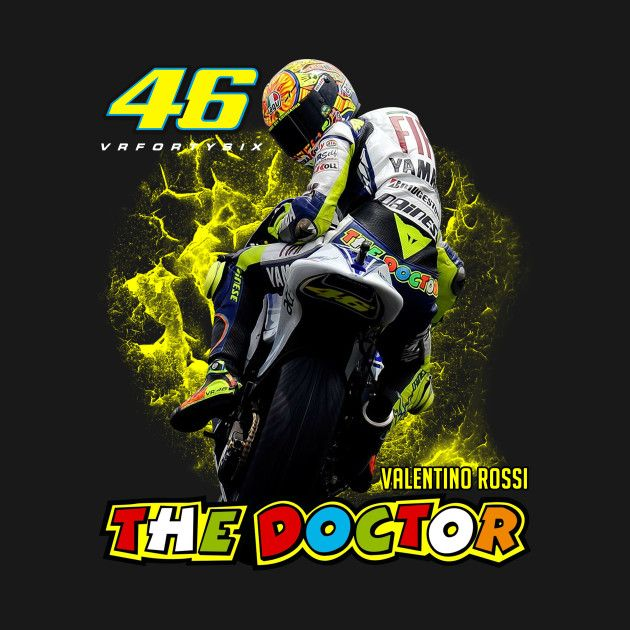 Check Out This Awesome Valentino Rossi Vr46 Design On Teepublic Motogp Valentino Rossi Valentino Rossi Vr46 Valentino Rossi