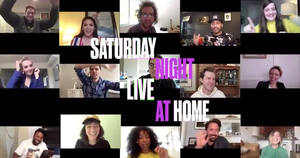 Second Saturday Night Live At-Home Episode Is Happening This Weekend