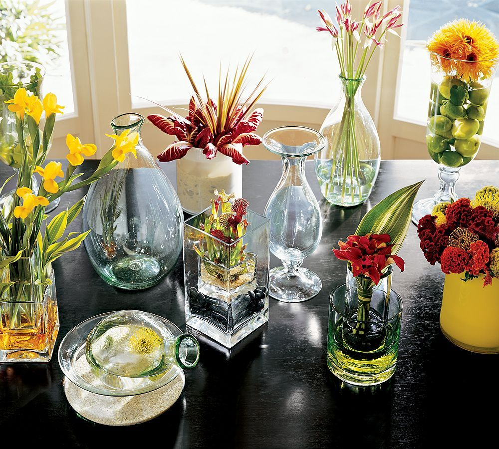 Real Simple Ideas For Glass Vases Images Vase Fillers Decor