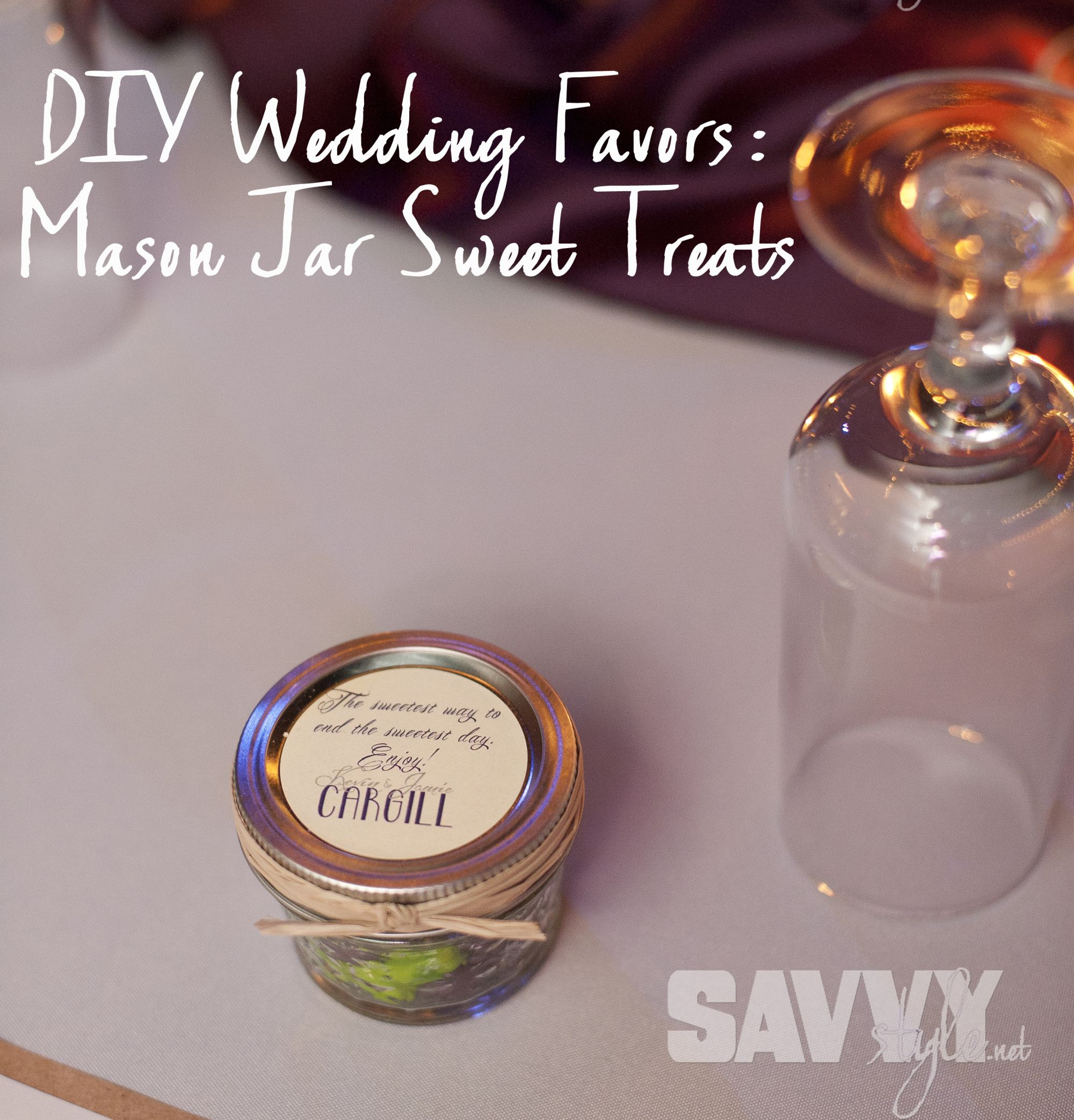 Widescreen diy mason jar wedding favors for mobile phones high quality simple and inexpensive treats savvy