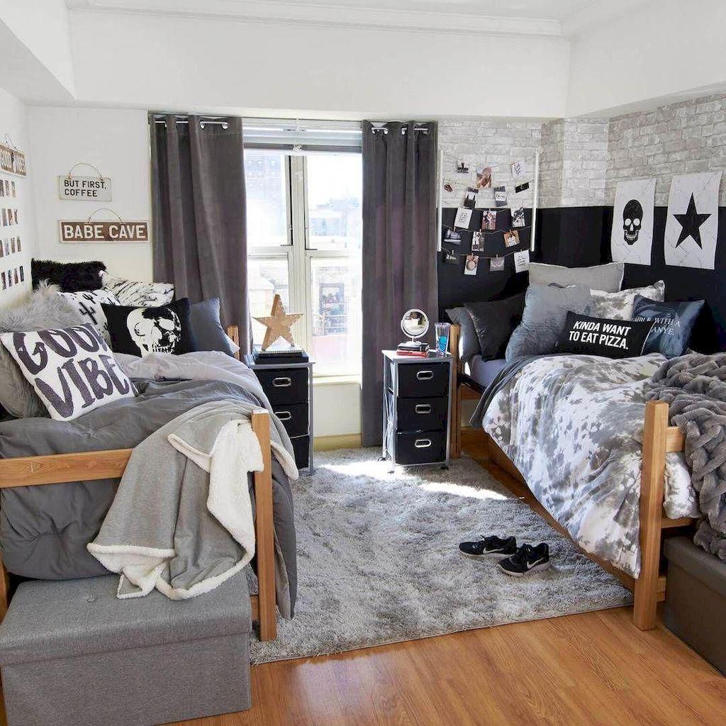 60 College Dorm Room Organization Ideas images