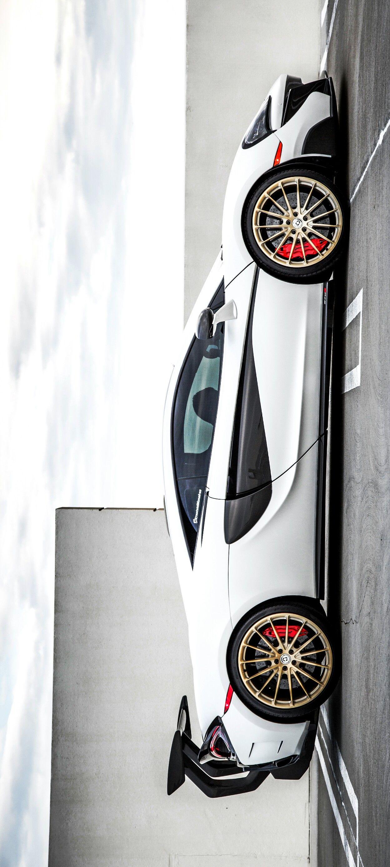 Vorsteiner McLaren 570VX w/Aero Package on HRE Wheels