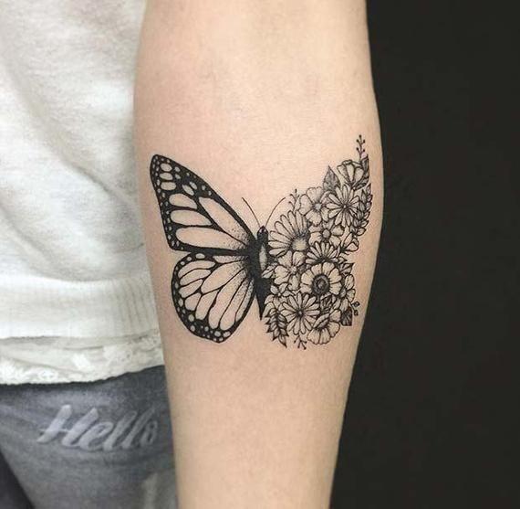 Photo of Aigle de tatouage temporaire – 2 x 3 pouces
