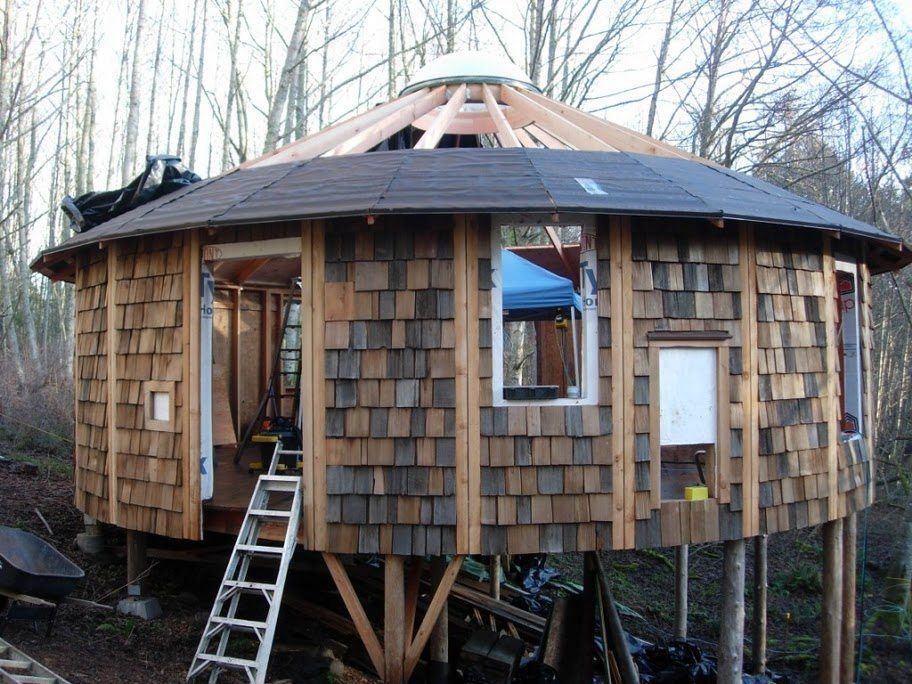 new style eca3b e4f4d Yurt-style Cabin for sale - Tiny House for Sale in San Juan ...