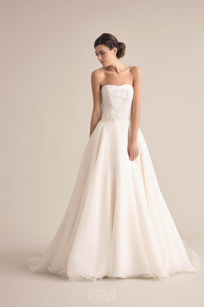 finest selection c51ff 90164 Pin su Straples White Dresses