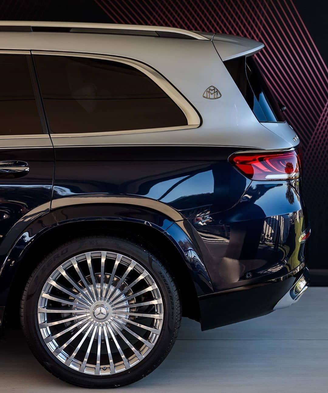 Mercedes Benz Maybach Fans On Instagram Super Luxury Suv 2020