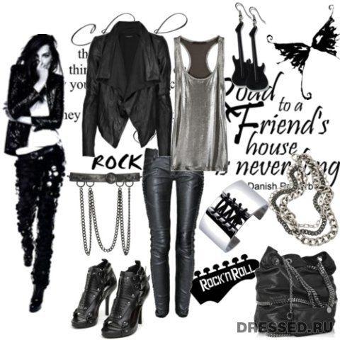 Glam rock style on valeriavicious' Blog - Buzznet