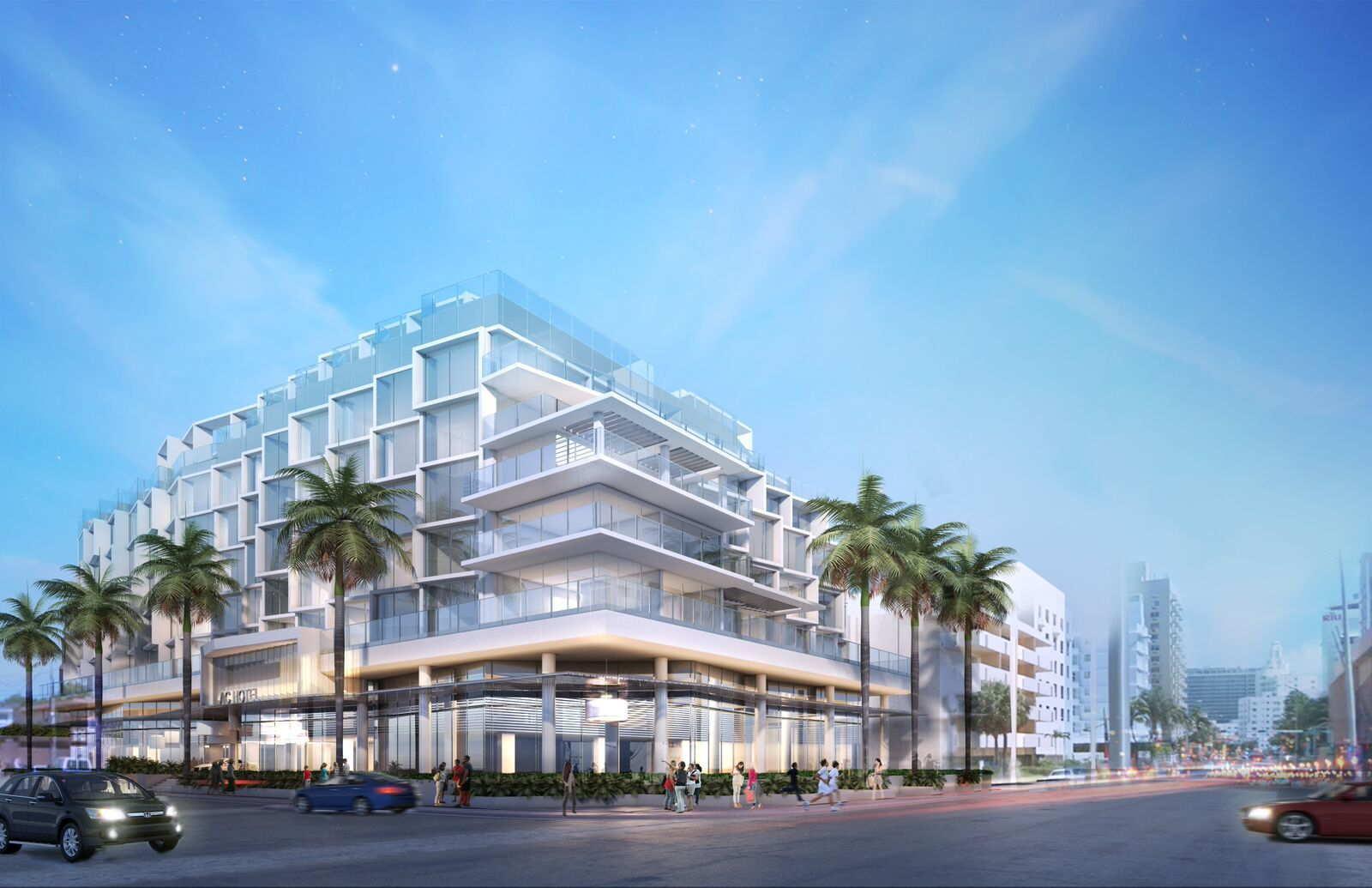Ac Hotels By Marriott Opens Its Flagship Property Tomorrow In Miami