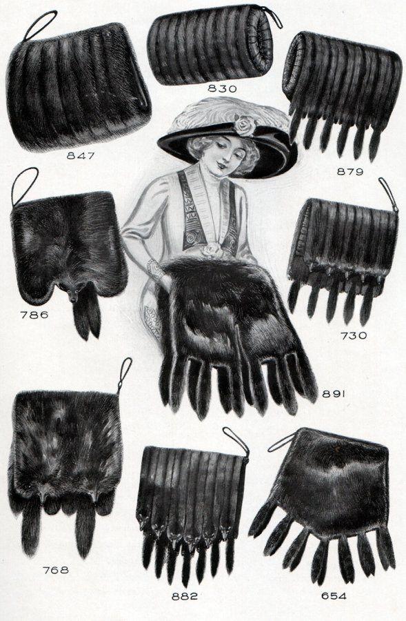 ♔ Luxury Fur | Uℓviỿỿa S. Hand Muff