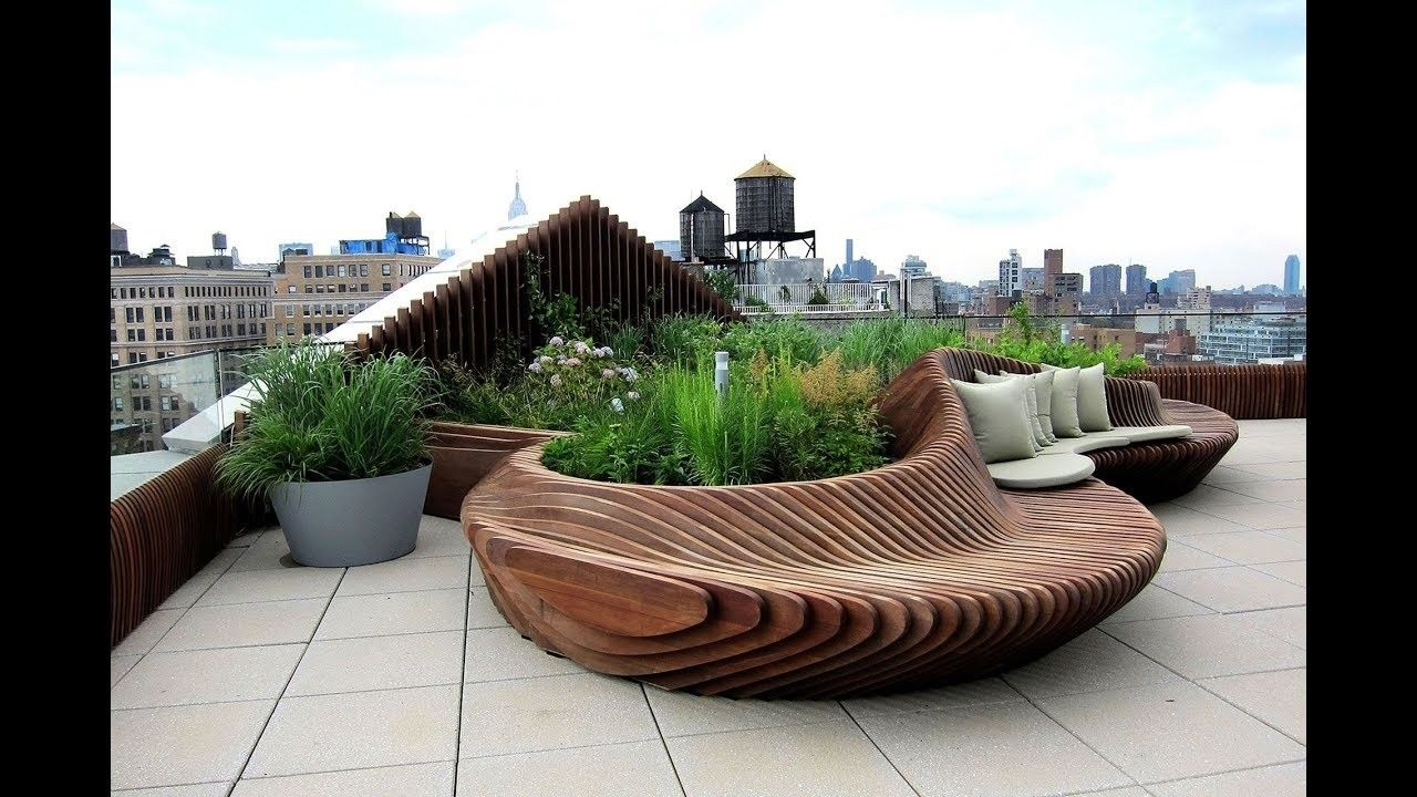Extraordinary Rooftop Terrace Garden Ideas | Rooftop ...