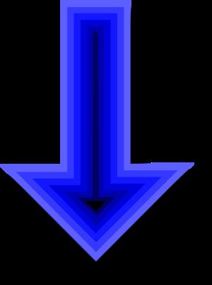 Arrow Pointing Down Vector Clip Art Arrow Pointing Down Arrow Image Clip Art