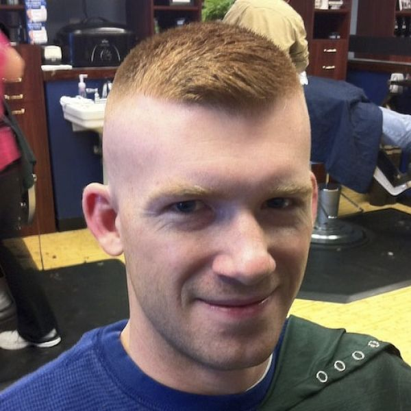 16++ Shaving sides of head male inspirations