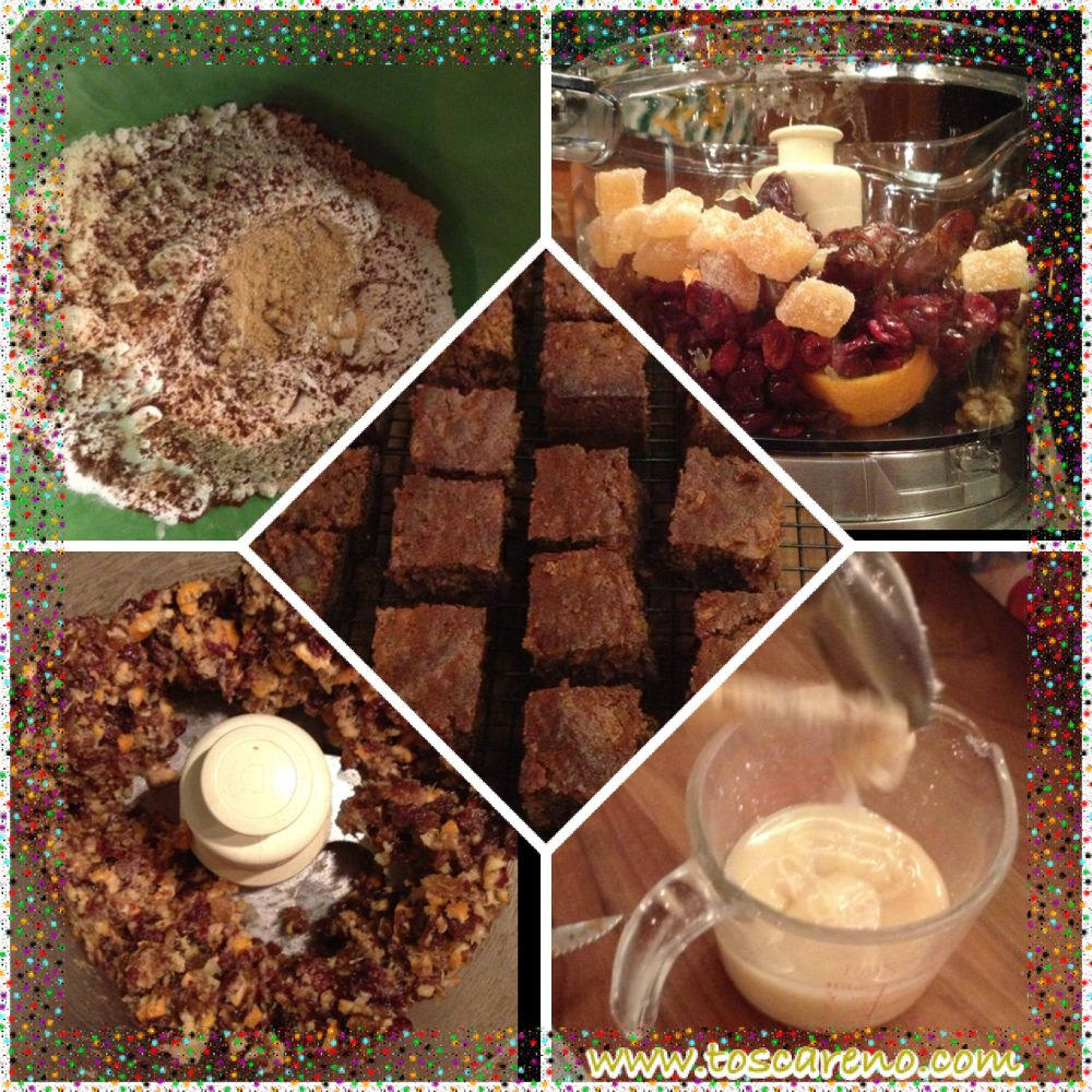Tosca Reno's Paleo Gingerbread... Nothing Wrong With A