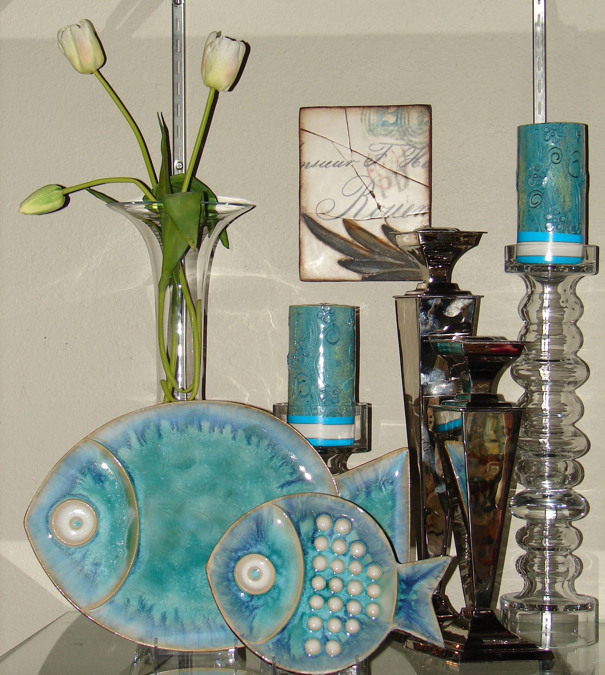 Ocean Or Sea Life Easiest Of Color Pallets To Work With Home Decor Accessoriesdecorative