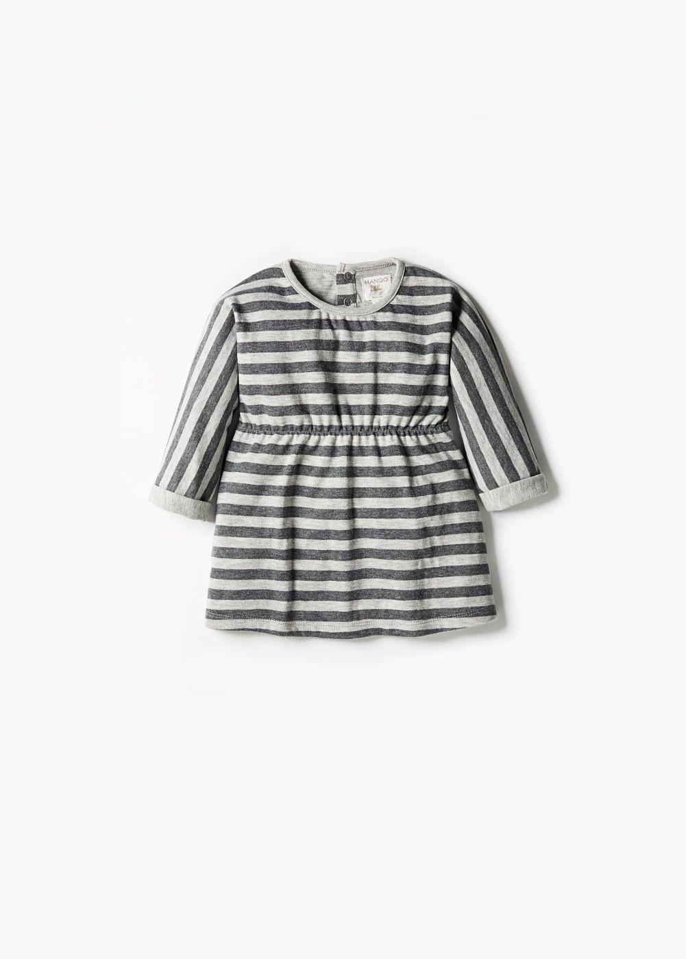 Gestreiftes Kleid | Gestreiftes kleid, Streifen und Mango