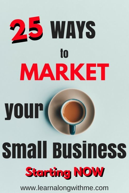 Image result for 25 ways to advertise your business images