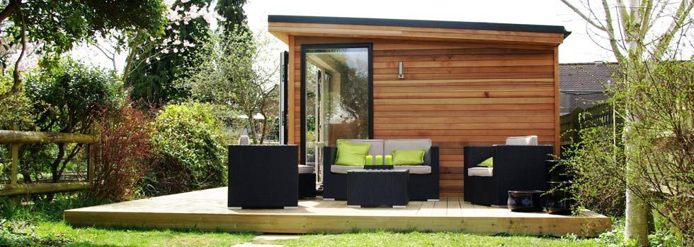 SIPS Garden Rooms Expand your home with a garden room Home
