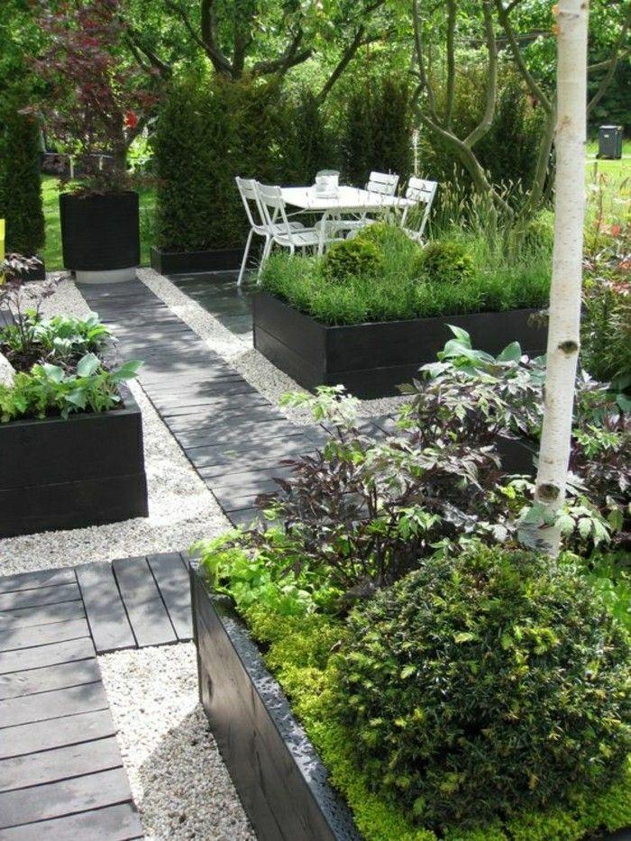 Moderne Gartengestaltung: 110 Inspirierende Ideen In Bildern | Landscaping  And Gardens
